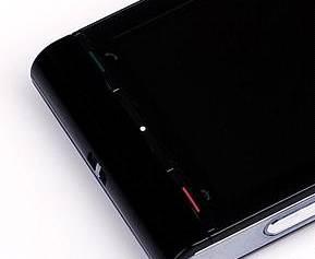 图为:索尼爱立信 U_1 手机 按键特写-索尼爱立信 U10i Aino